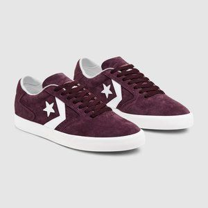 Converse Mens Checkpoint Pro Ox Suede 168651C NWB